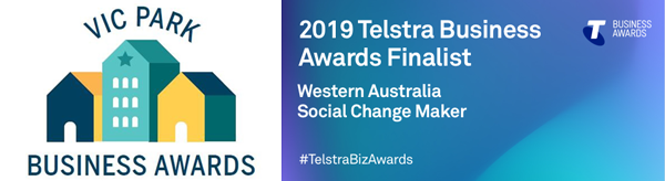 2019 telstra business awards finalist
