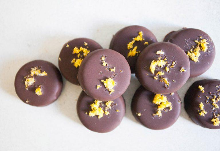 jaffa cream chocolates
