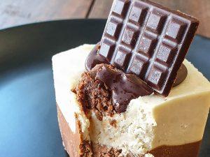 reo notella cheesecake