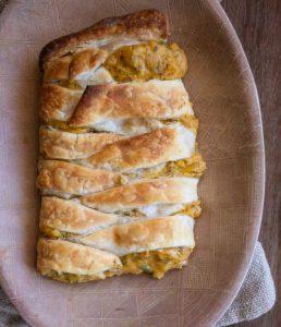 Braided Potato Pie