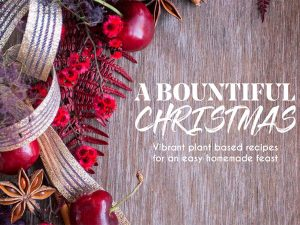 A Christmas E-book available from chris' kitchen.