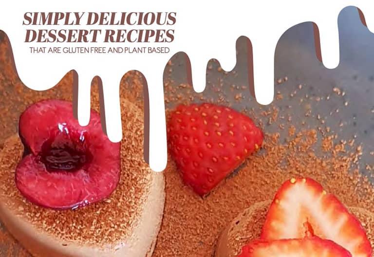 Simply delicious dessert recipes