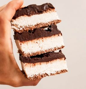 You can still indulge in desserts even if you're on a plant-based lifestyle.