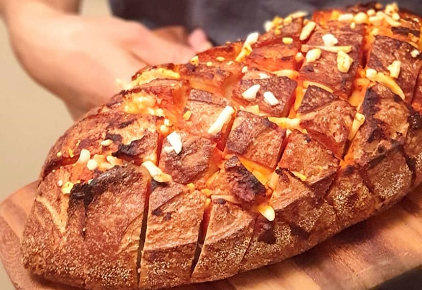 Pizza Pull Apart Bread